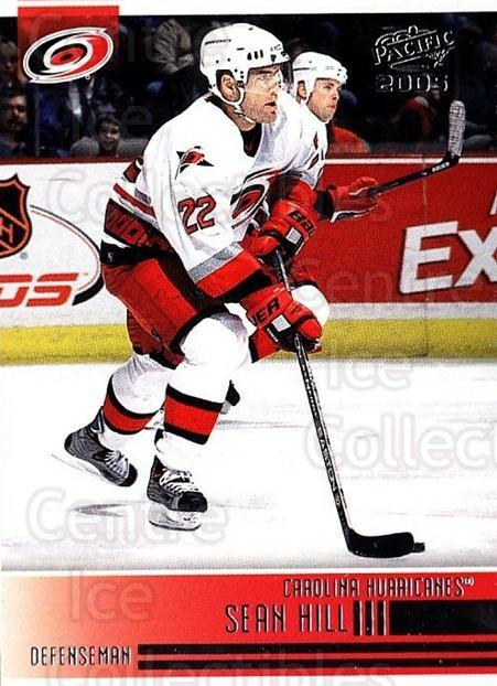 2004-05 Pacific #48 Sean Hill<br/>4 In Stock - $1.00 each - <a href=https://centericecollectibles.foxycart.com/cart?name=2004-05%20Pacific%20%2348%20Sean%20Hill...&quantity_max=4&price=$1.00&code=202515 class=foxycart> Buy it now! </a>