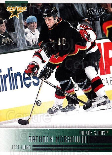 2004-05 Pacific #87 Brenden Morrow<br/>3 In Stock - $1.00 each - <a href=https://centericecollectibles.foxycart.com/cart?name=2004-05%20Pacific%20%2387%20Brenden%20Morrow...&quantity_max=3&price=$1.00&code=202549 class=foxycart> Buy it now! </a>