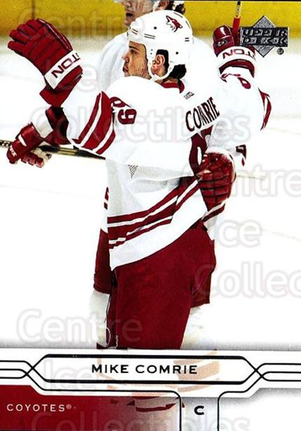 2004-05 Upper Deck #133 Mike Comrie<br/>6 In Stock - $1.00 each - <a href=https://centericecollectibles.foxycart.com/cart?name=2004-05%20Upper%20Deck%20%23133%20Mike%20Comrie...&quantity_max=6&price=$1.00&code=202718 class=foxycart> Buy it now! </a>