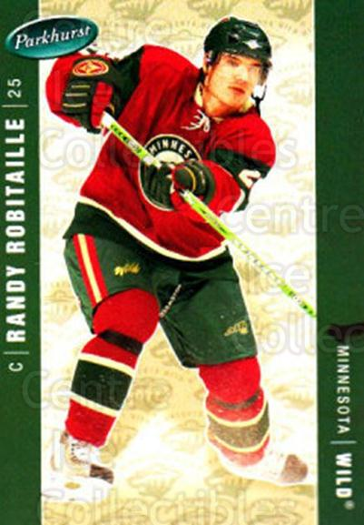 2005-06 Parkhurst #237 Randy Robitaille<br/>6 In Stock - $1.00 each - <a href=https://centericecollectibles.foxycart.com/cart?name=2005-06%20Parkhurst%20%23237%20Randy%20Robitaill...&quantity_max=6&price=$1.00&code=202874 class=foxycart> Buy it now! </a>
