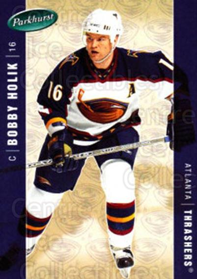 2005-06 Parkhurst #32 Bobby Holik<br/>7 In Stock - $1.00 each - <a href=https://centericecollectibles.foxycart.com/cart?name=2005-06%20Parkhurst%20%2332%20Bobby%20Holik...&quantity_max=7&price=$1.00&code=202950 class=foxycart> Buy it now! </a>