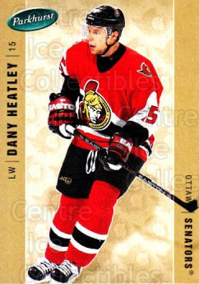 2005-06 Parkhurst #335 Dany Heatley<br/>8 In Stock - $1.00 each - <a href=https://centericecollectibles.foxycart.com/cart?name=2005-06%20Parkhurst%20%23335%20Dany%20Heatley...&quantity_max=8&price=$1.00&code=202967 class=foxycart> Buy it now! </a>