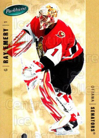 2005-06 Parkhurst #344 Ray Emery<br/>7 In Stock - $1.00 each - <a href=https://centericecollectibles.foxycart.com/cart?name=2005-06%20Parkhurst%20%23344%20Ray%20Emery...&quantity_max=7&price=$1.00&code=202977 class=foxycart> Buy it now! </a>