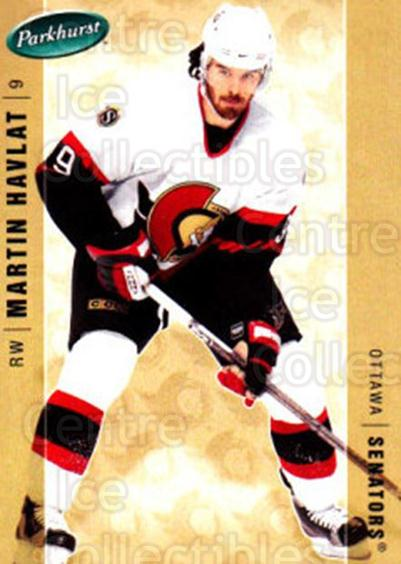 2005-06 Parkhurst #347 Martin Havlat<br/>8 In Stock - $1.00 each - <a href=https://centericecollectibles.foxycart.com/cart?name=2005-06%20Parkhurst%20%23347%20Martin%20Havlat...&quantity_max=8&price=$1.00&code=202980 class=foxycart> Buy it now! </a>
