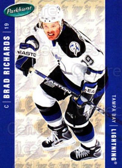 2005-06 Parkhurst #430 Brad Richards<br/>8 In Stock - $1.00 each - <a href=https://centericecollectibles.foxycart.com/cart?name=2005-06%20Parkhurst%20%23430%20Brad%20Richards...&quantity_max=8&price=$1.00&code=203073 class=foxycart> Buy it now! </a>