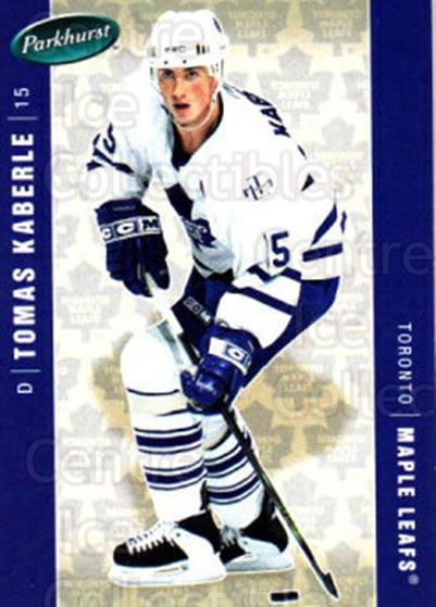 2005-06 Parkhurst #451 Tomas Kaberle<br/>7 In Stock - $1.00 each - <a href=https://centericecollectibles.foxycart.com/cart?name=2005-06%20Parkhurst%20%23451%20Tomas%20Kaberle...&quantity_max=7&price=$1.00&code=203096 class=foxycart> Buy it now! </a>