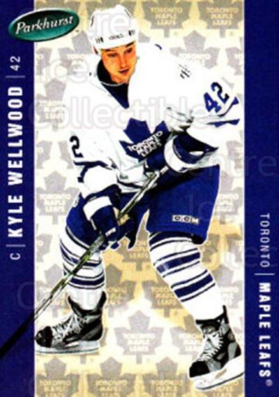 2005-06 Parkhurst #453 Kyle Wellwood<br/>7 In Stock - $1.00 each - <a href=https://centericecollectibles.foxycart.com/cart?name=2005-06%20Parkhurst%20%23453%20Kyle%20Wellwood...&quantity_max=7&price=$1.00&code=203098 class=foxycart> Buy it now! </a>