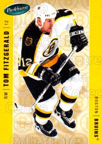 2005-06 Parkhurst #49 Tom Fitzgerald<br/>7 In Stock - $1.00 each - <a href=https://centericecollectibles.foxycart.com/cart?name=2005-06%20Parkhurst%20%2349%20Tom%20Fitzgerald...&quantity_max=7&price=$1.00&code=203138 class=foxycart> Buy it now! </a>