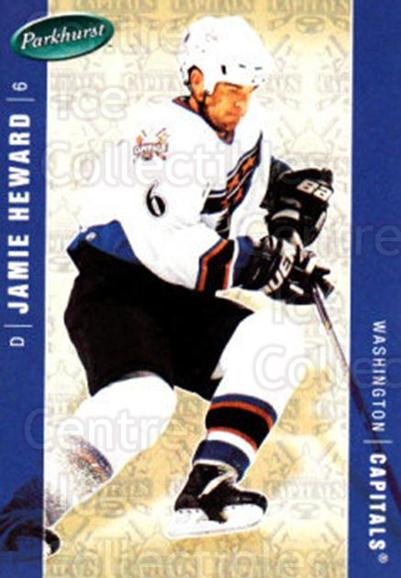 2005-06 Parkhurst #492 Jamie Heward<br/>7 In Stock - $1.00 each - <a href=https://centericecollectibles.foxycart.com/cart?name=2005-06%20Parkhurst%20%23492%20Jamie%20Heward...&quantity_max=7&price=$1.00&code=203141 class=foxycart> Buy it now! </a>