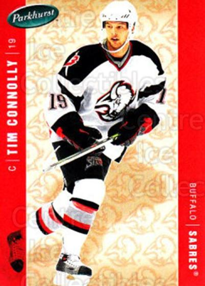 2005-06 Parkhurst #53 Tim Connolly<br/>6 In Stock - $1.00 each - <a href=https://centericecollectibles.foxycart.com/cart?name=2005-06%20Parkhurst%20%2353%20Tim%20Connolly...&quantity_max=6&price=$1.00&code=203179 class=foxycart> Buy it now! </a>
