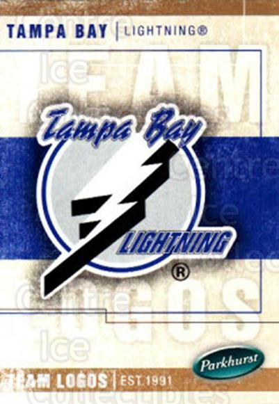 2005-06 Parkhurst #557 Tampa Bay Lightning<br/>6 In Stock - $1.00 each - <a href=https://centericecollectibles.foxycart.com/cart?name=2005-06%20Parkhurst%20%23557%20Tampa%20Bay%20Light...&quantity_max=6&price=$1.00&code=203206 class=foxycart> Buy it now! </a>