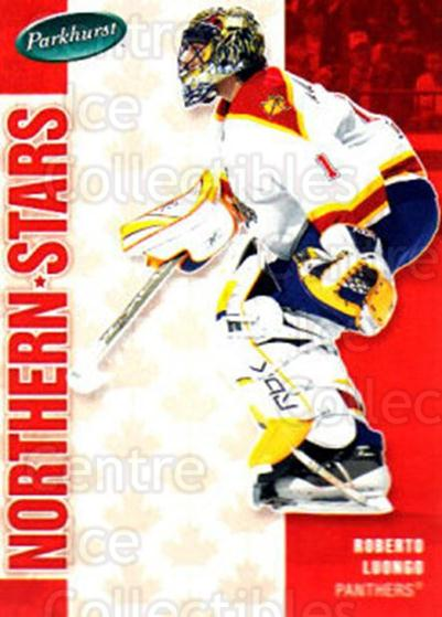 2005-06 Parkhurst #562 Roberto Luongo<br/>6 In Stock - $2.00 each - <a href=https://centericecollectibles.foxycart.com/cart?name=2005-06%20Parkhurst%20%23562%20Roberto%20Luongo...&quantity_max=6&price=$2.00&code=203211 class=foxycart> Buy it now! </a>