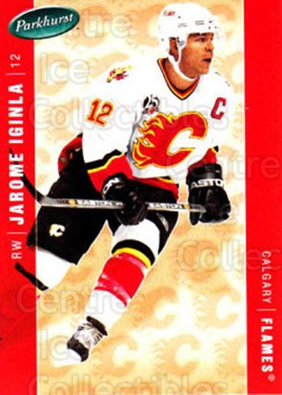 2005-06 Parkhurst #67 Jarome Iginla<br/>7 In Stock - $2.00 each - <a href=https://centericecollectibles.foxycart.com/cart?name=2005-06%20Parkhurst%20%2367%20Jarome%20Iginla...&quantity_max=7&price=$2.00&code=203305 class=foxycart> Buy it now! </a>