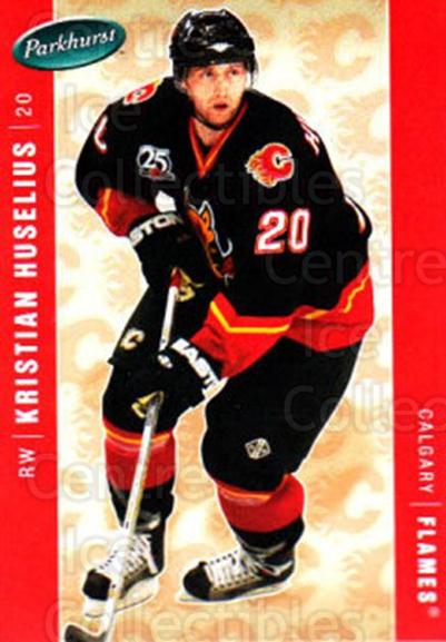 2005-06 Parkhurst #69 Kristian Huselius<br/>7 In Stock - $1.00 each - <a href=https://centericecollectibles.foxycart.com/cart?name=2005-06%20Parkhurst%20%2369%20Kristian%20Huseli...&quantity_max=7&price=$1.00&code=203324 class=foxycart> Buy it now! </a>
