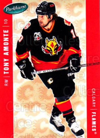 2005-06 Parkhurst #70 Tony Amonte<br/>7 In Stock - $1.00 each - <a href=https://centericecollectibles.foxycart.com/cart?name=2005-06%20Parkhurst%20%2370%20Tony%20Amonte...&quantity_max=7&price=$1.00&code=203335 class=foxycart> Buy it now! </a>