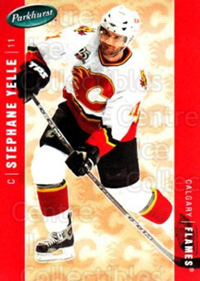 2005-06 Parkhurst #77 Stephane Yelle<br/>7 In Stock - $1.00 each - <a href=https://centericecollectibles.foxycart.com/cart?name=2005-06%20Parkhurst%20%2377%20Stephane%20Yelle...&quantity_max=7&price=$1.00&code=203342 class=foxycart> Buy it now! </a>