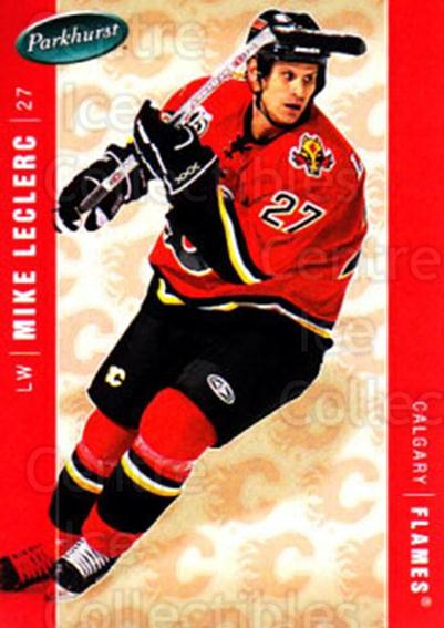 2005-06 Parkhurst #83 Mike Leclerc<br/>7 In Stock - $1.00 each - <a href=https://centericecollectibles.foxycart.com/cart?name=2005-06%20Parkhurst%20%2383%20Mike%20Leclerc...&quantity_max=7&price=$1.00&code=203349 class=foxycart> Buy it now! </a>