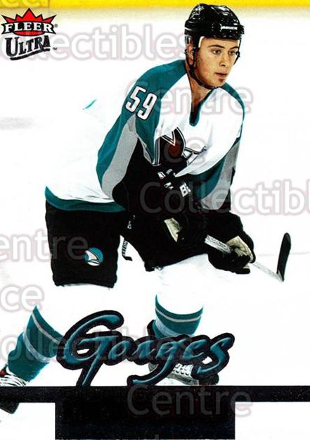 2005-06 Ultra #242 Josh Gorges<br/>2 In Stock - $2.00 each - <a href=https://centericecollectibles.foxycart.com/cart?name=2005-06%20Ultra%20%23242%20Josh%20Gorges...&quantity_max=2&price=$2.00&code=203732 class=foxycart> Buy it now! </a>