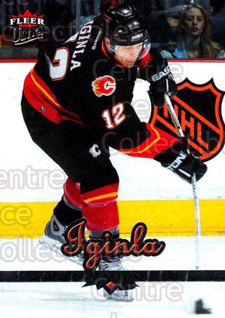 2005-06 Ultra #31 Jarome Iginla<br/>12 In Stock - $2.00 each - <a href=https://centericecollectibles.foxycart.com/cart?name=2005-06%20Ultra%20%2331%20Jarome%20Iginla...&quantity_max=12&price=$2.00&code=203749 class=foxycart> Buy it now! </a>