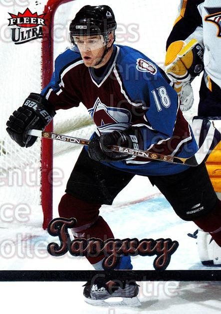 2005-06 Ultra #57 Alex Tanguay<br/>11 In Stock - $1.00 each - <a href=https://centericecollectibles.foxycart.com/cart?name=2005-06%20Ultra%20%2357%20Alex%20Tanguay...&quantity_max=11&price=$1.00&code=203777 class=foxycart> Buy it now! </a>