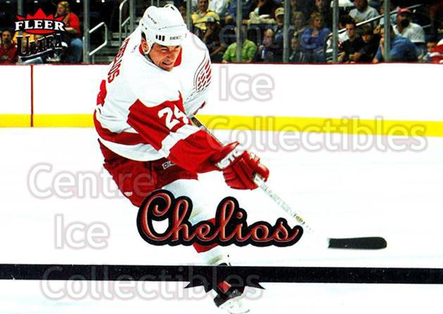 2005-06 Ultra #78 Chris Chelios<br/>12 In Stock - $1.00 each - <a href=https://centericecollectibles.foxycart.com/cart?name=2005-06%20Ultra%20%2378%20Chris%20Chelios...&quantity_max=12&price=$1.00&code=203800 class=foxycart> Buy it now! </a>