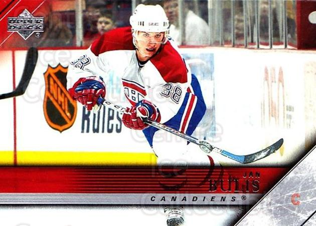 2005-06 Upper Deck #103 Jan Bulis<br/>6 In Stock - $1.00 each - <a href=https://centericecollectibles.foxycart.com/cart?name=2005-06%20Upper%20Deck%20%23103%20Jan%20Bulis...&quantity_max=6&price=$1.00&code=203892 class=foxycart> Buy it now! </a>