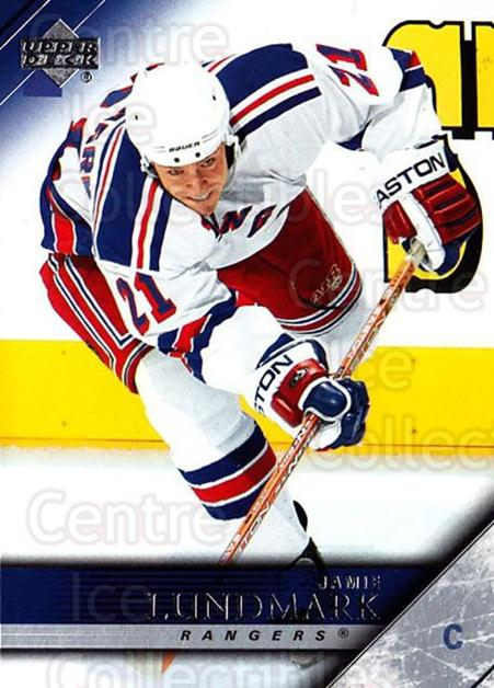 2005-06 Upper Deck #124 Jamie Lundmark<br/>3 In Stock - $1.00 each - <a href=https://centericecollectibles.foxycart.com/cart?name=2005-06%20Upper%20Deck%20%23124%20Jamie%20Lundmark...&quantity_max=3&price=$1.00&code=203907 class=foxycart> Buy it now! </a>