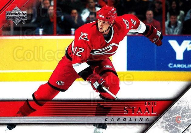 2005-06 Upper Deck #280 Eric Staal<br/>7 In Stock - $1.00 each - <a href=https://centericecollectibles.foxycart.com/cart?name=2005-06%20Upper%20Deck%20%23280%20Eric%20Staal...&quantity_max=7&price=$1.00&code=204040 class=foxycart> Buy it now! </a>