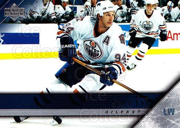 2005-06 Upper Deck #319 Ryan Smyth<br/>7 In Stock - $1.00 each - <a href=https://centericecollectibles.foxycart.com/cart?name=2005-06%20Upper%20Deck%20%23319%20Ryan%20Smyth...&quantity_max=7&price=$1.00&code=204080 class=foxycart> Buy it now! </a>