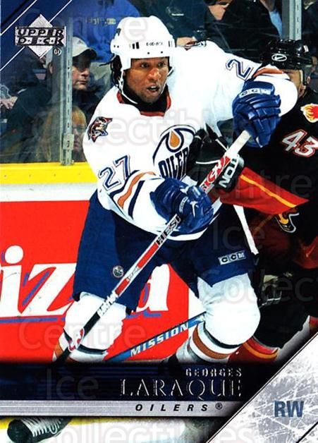 2005-06 Upper Deck #322 Georges Laraque<br/>7 In Stock - $1.00 each - <a href=https://centericecollectibles.foxycart.com/cart?name=2005-06%20Upper%20Deck%20%23322%20Georges%20Laraque...&quantity_max=7&price=$1.00&code=204084 class=foxycart> Buy it now! </a>