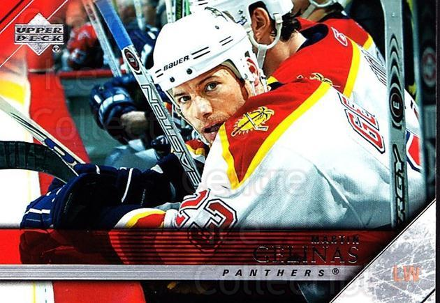 2005-06 Upper Deck #330 Martin Gelinas<br/>6 In Stock - $1.00 each - <a href=https://centericecollectibles.foxycart.com/cart?name=2005-06%20Upper%20Deck%20%23330%20Martin%20Gelinas...&quantity_max=6&price=$1.00&code=204092 class=foxycart> Buy it now! </a>