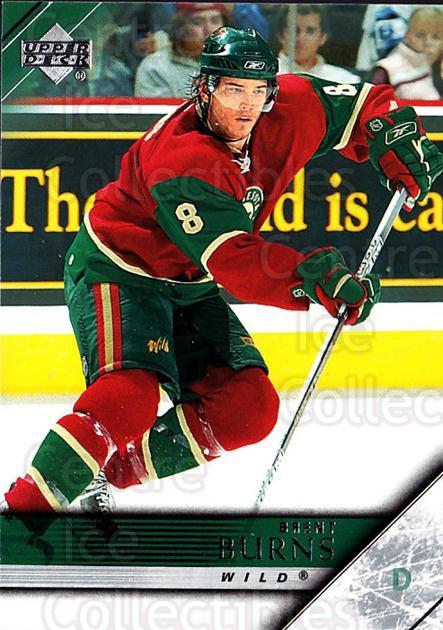 2005-06 Upper Deck #346 Brent Burns<br/>6 In Stock - $1.00 each - <a href=https://centericecollectibles.foxycart.com/cart?name=2005-06%20Upper%20Deck%20%23346%20Brent%20Burns...&quantity_max=6&price=$1.00&code=204101 class=foxycart> Buy it now! </a>