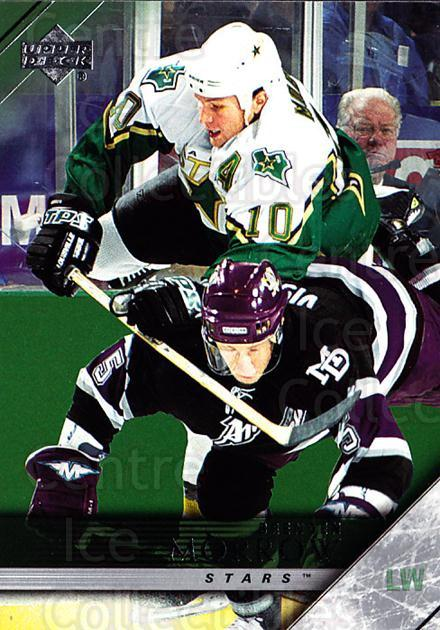 2005-06 Upper Deck #59 Brenden Morrow<br/>4 In Stock - $1.00 each - <a href=https://centericecollectibles.foxycart.com/cart?name=2005-06%20Upper%20Deck%20%2359%20Brenden%20Morrow...&quantity_max=4&price=$1.00&code=204213 class=foxycart> Buy it now! </a>