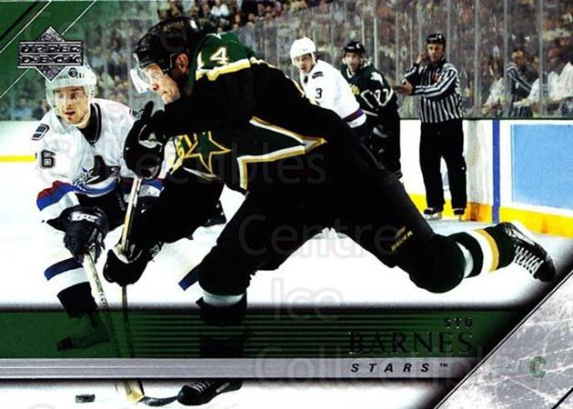 2005-06 Upper Deck #65 Stu Barnes<br/>4 In Stock - $1.00 each - <a href=https://centericecollectibles.foxycart.com/cart?name=2005-06%20Upper%20Deck%20%2365%20Stu%20Barnes...&quantity_max=4&price=$1.00&code=204220 class=foxycart> Buy it now! </a>