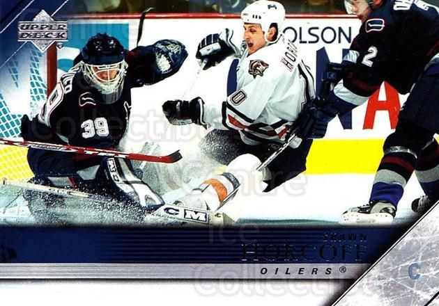 2005-06 Upper Deck #79 Shawn Horcoff<br/>7 In Stock - $1.00 each - <a href=https://centericecollectibles.foxycart.com/cart?name=2005-06%20Upper%20Deck%20%2379%20Shawn%20Horcoff...&quantity_max=7&price=$1.00&code=204234 class=foxycart> Buy it now! </a>