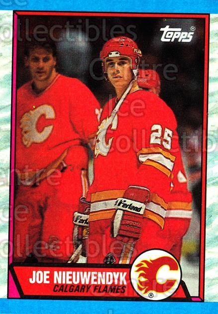 1989-90 Topps #138 Joe Nieuwendyk<br/>5 In Stock - $2.00 each - <a href=https://centericecollectibles.foxycart.com/cart?name=1989-90%20Topps%20%23138%20Joe%20Nieuwendyk...&quantity_max=5&price=$2.00&code=20434 class=foxycart> Buy it now! </a>