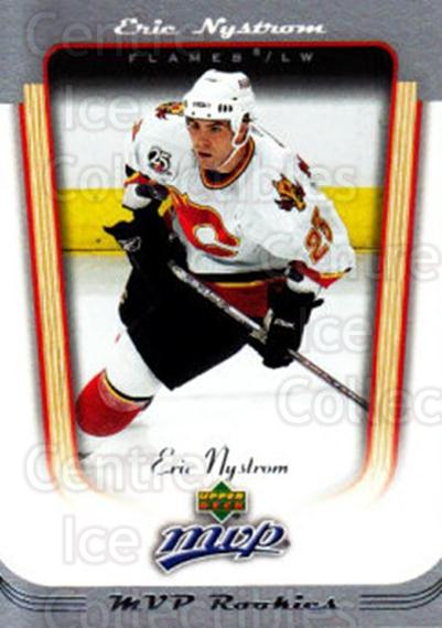 2005-06 Upper Deck MVP #405 Eric Nystrom<br/>5 In Stock - $2.00 each - <a href=https://centericecollectibles.foxycart.com/cart?name=2005-06%20Upper%20Deck%20MVP%20%23405%20Eric%20Nystrom...&quantity_max=5&price=$2.00&code=204482 class=foxycart> Buy it now! </a>