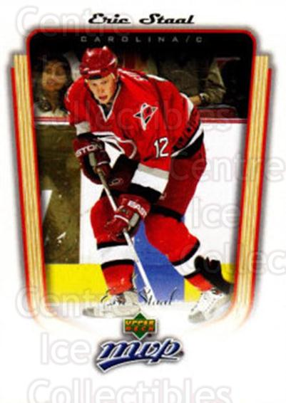 2005-06 Upper Deck MVP #78 Eric Staal<br/>5 In Stock - $1.00 each - <a href=https://centericecollectibles.foxycart.com/cart?name=2005-06%20Upper%20Deck%20MVP%20%2378%20Eric%20Staal...&quantity_max=5&price=$1.00&code=204553 class=foxycart> Buy it now! </a>