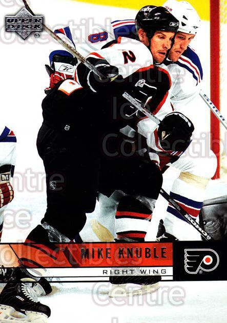 2006-07 Upper Deck #144 Mike Knuble<br/>11 In Stock - $1.00 each - <a href=https://centericecollectibles.foxycart.com/cart?name=2006-07%20Upper%20Deck%20%23144%20Mike%20Knuble...&quantity_max=11&price=$1.00&code=204637 class=foxycart> Buy it now! </a>