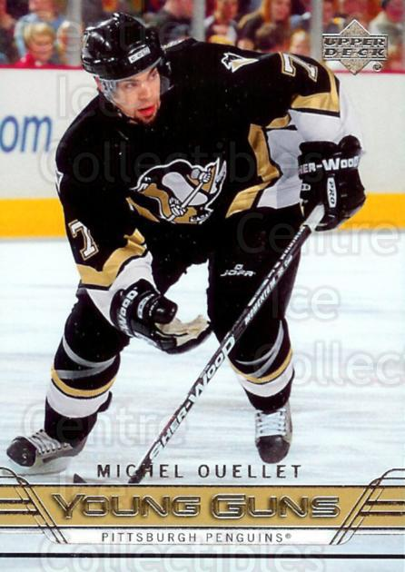 2006-07 Upper Deck #238 Michel Ouellet<br/>4 In Stock - $5.00 each - <a href=https://centericecollectibles.foxycart.com/cart?name=2006-07%20Upper%20Deck%20%23238%20Michel%20Ouellet...&quantity_max=4&price=$5.00&code=204694 class=foxycart> Buy it now! </a>