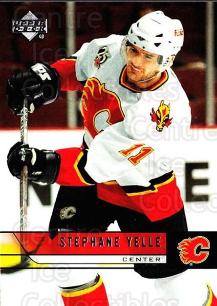 2006-07 Upper Deck #285 Stephane Yelle<br/>4 In Stock - $1.00 each - <a href=https://centericecollectibles.foxycart.com/cart?name=2006-07%20Upper%20Deck%20%23285%20Stephane%20Yelle...&quantity_max=4&price=$1.00&code=204723 class=foxycart> Buy it now! </a>
