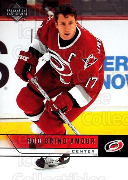 2006-07 Upper Deck #286 Rod Brind'Amour<br/>5 In Stock - $1.00 each - <a href=https://centericecollectibles.foxycart.com/cart?name=2006-07%20Upper%20Deck%20%23286%20Rod%20Brind'Amour...&quantity_max=5&price=$1.00&code=204724 class=foxycart> Buy it now! </a>