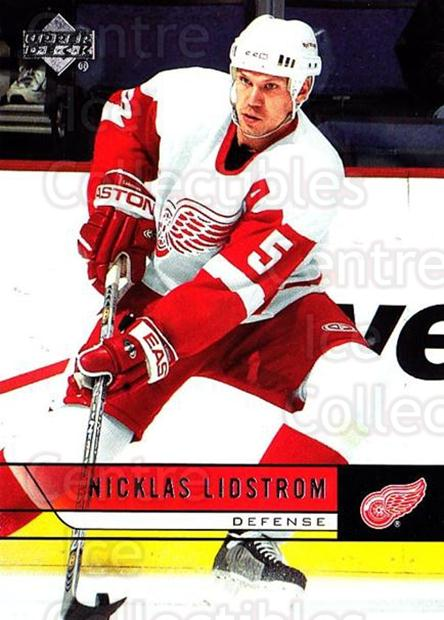 2006-07 Upper Deck #324 Nicklas Lidstrom<br/>3 In Stock - $1.00 each - <a href=https://centericecollectibles.foxycart.com/cart?name=2006-07%20Upper%20Deck%20%23324%20Nicklas%20Lidstro...&quantity_max=3&price=$1.00&code=204754 class=foxycart> Buy it now! </a>