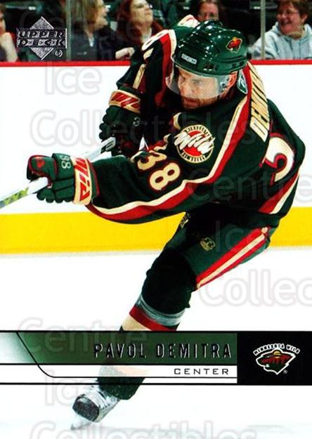 2006-07 Upper Deck #349 Pavol Demitra<br/>3 In Stock - $1.00 each - <a href=https://centericecollectibles.foxycart.com/cart?name=2006-07%20Upper%20Deck%20%23349%20Pavol%20Demitra...&quantity_max=3&price=$1.00&code=204774 class=foxycart> Buy it now! </a>