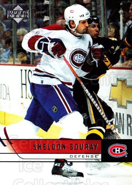 2006-07 Upper Deck #355 Sheldon Souray<br/>4 In Stock - $1.00 each - <a href=https://centericecollectibles.foxycart.com/cart?name=2006-07%20Upper%20Deck%20%23355%20Sheldon%20Souray...&quantity_max=4&price=$1.00&code=204780 class=foxycart> Buy it now! </a>