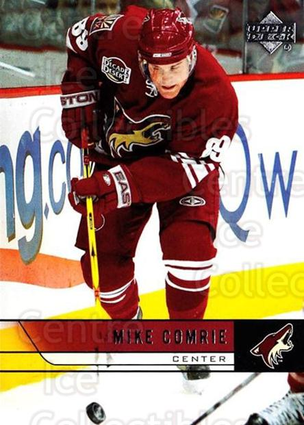 2006-07 Upper Deck #399 Mike Comrie<br/>4 In Stock - $1.00 each - <a href=https://centericecollectibles.foxycart.com/cart?name=2006-07%20Upper%20Deck%20%23399%20Mike%20Comrie...&quantity_max=4&price=$1.00&code=204813 class=foxycart> Buy it now! </a>