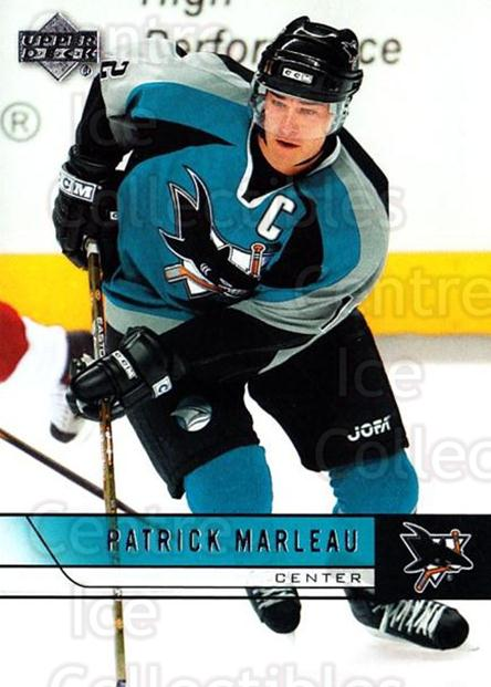 2006-07 Upper Deck #410 Patrick Marleau<br/>6 In Stock - $1.00 each - <a href=https://centericecollectibles.foxycart.com/cart?name=2006-07%20Upper%20Deck%20%23410%20Patrick%20Marleau...&quantity_max=6&price=$1.00&code=204821 class=foxycart> Buy it now! </a>