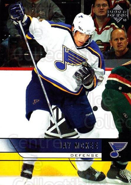 2006-07 Upper Deck #421 Jay McKee<br/>4 In Stock - $1.00 each - <a href=https://centericecollectibles.foxycart.com/cart?name=2006-07%20Upper%20Deck%20%23421%20Jay%20McKee...&quantity_max=4&price=$1.00&code=204831 class=foxycart> Buy it now! </a>