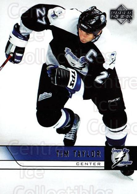2006-07 Upper Deck #425 Tim Taylor<br/>4 In Stock - $1.00 each - <a href=https://centericecollectibles.foxycart.com/cart?name=2006-07%20Upper%20Deck%20%23425%20Tim%20Taylor...&quantity_max=4&price=$1.00&code=204835 class=foxycart> Buy it now! </a>