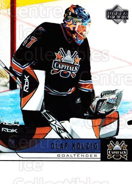 2006-07 Upper Deck #443 Olaf Kolzig<br/>6 In Stock - $1.00 each - <a href=https://centericecollectibles.foxycart.com/cart?name=2006-07%20Upper%20Deck%20%23443%20Olaf%20Kolzig...&quantity_max=6&price=$1.00&code=204849 class=foxycart> Buy it now! </a>